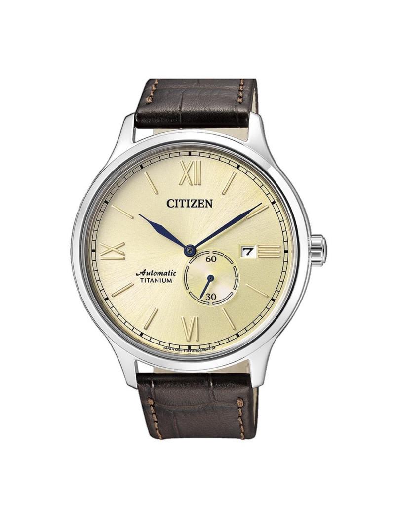 Reloj Citizen NJ0090-30P Automatico Super Titanium