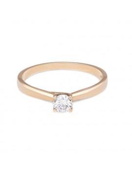 ETERNA Solitario Diamante 0,22 Kts