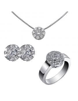 Colección Rosetón Diamantes Daniela
