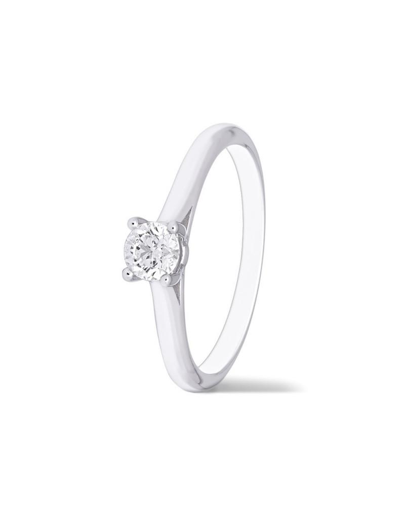 Dafne Solitario Diamante 0,30 kts