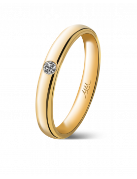 Eternity Anillo Oro Diamante