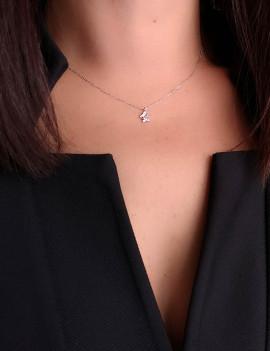 Cadena y Colgante Diamante...