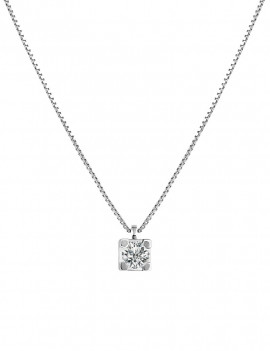 Bibiana Solitario de Diamante
