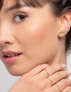 Piercing de Oro 18k