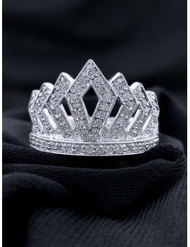 Isabel Anillo Corona Diamantes