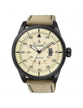 Reloj Caballero Citizen AW1365-19P Aviador Black