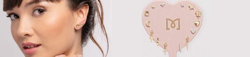 Piercings de Oro 18k · Joyería Marga Mira