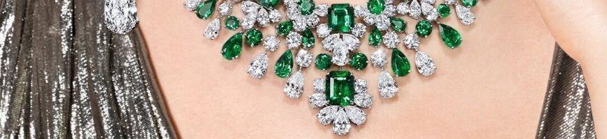 Auténticas joyas de Esmeraldas al Mejor Precio | Joyería Marga Mira