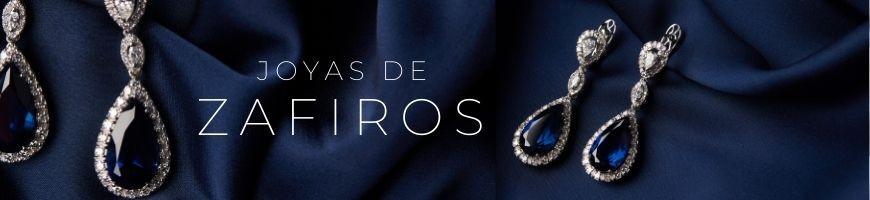 Joyas de Zafiro  · Joyas con Piedras Preciosas Azules