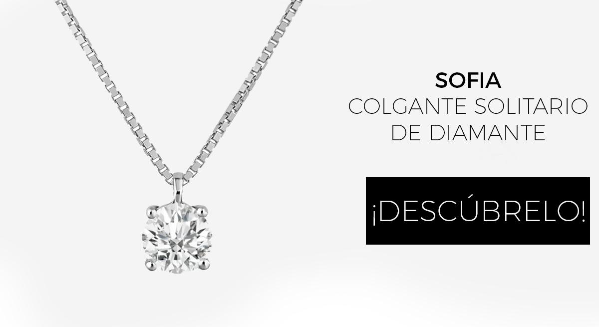 collar de mujer con diamante - collares con diamantes - joyeria marga mira - best jewelries spain