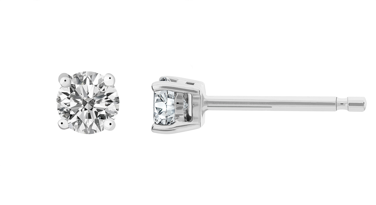 sofia pendientes dormilonas oro y diamantes - mejores joyerias online españa - joyeria marga mira