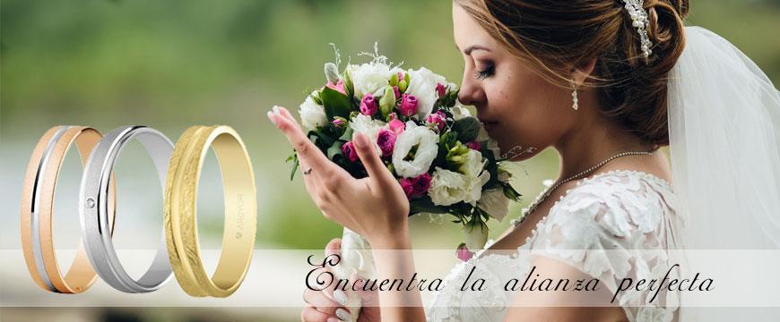 alianzas boda alicante - alianzas argyor alicante - joyas bodas alicante - joyeria marga mira