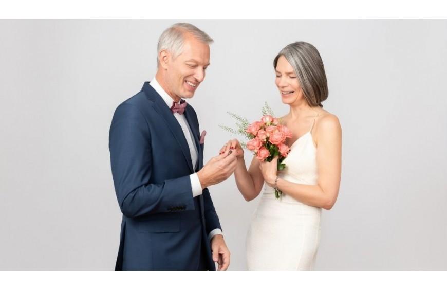 Nombres de los aniversarios de boda por años