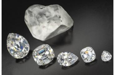 ¿Qué tienen en común el Cullinan y el diamante Hope?